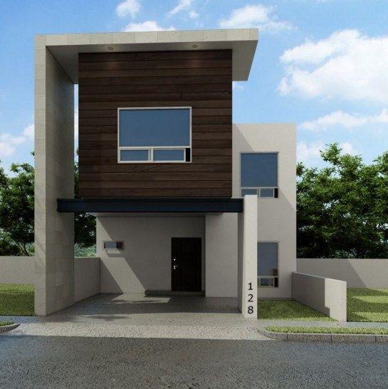 Para fachadas ideas para tu casa fachadas de exteriores for Luces exteriores para casas