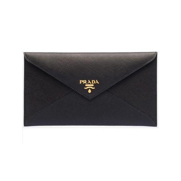 4622131526c2 Prada Envelope Clutch