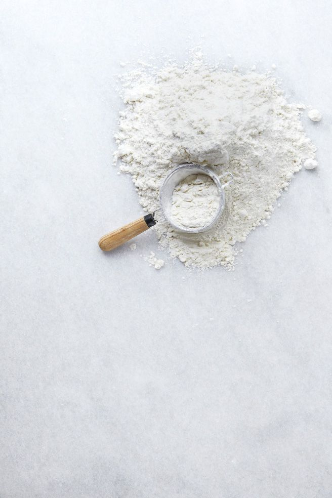 Basic Ingredients: flour
