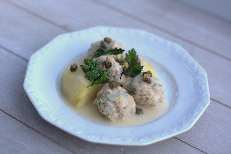 Bushcooks Kitchen Konigsberger Klopse Aus Heimat Von Tim Malzer Lebensmittel Essen Tim Maelzer Rezepte