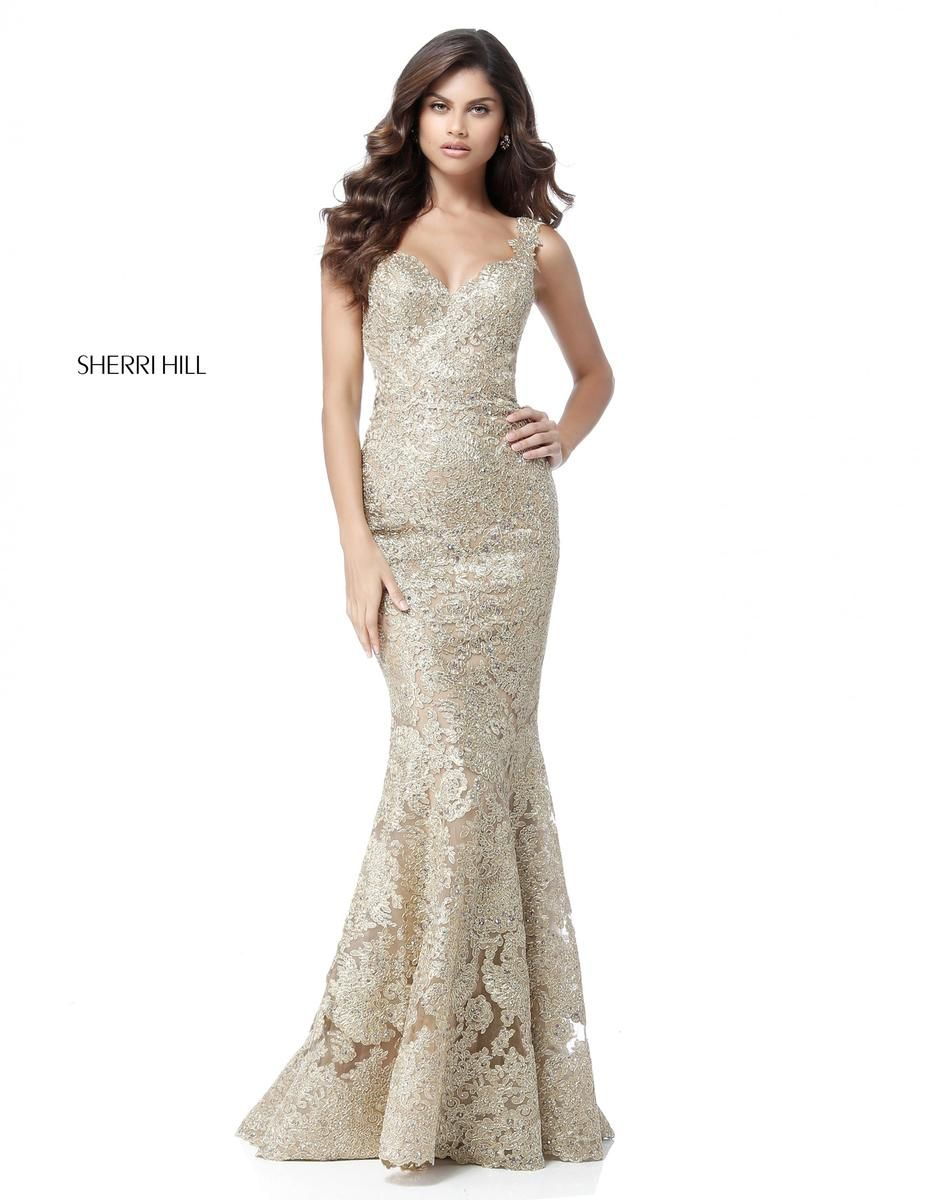 d3af94eccec Sherri Hill 51571 Sherri Hill Wedding Gowns