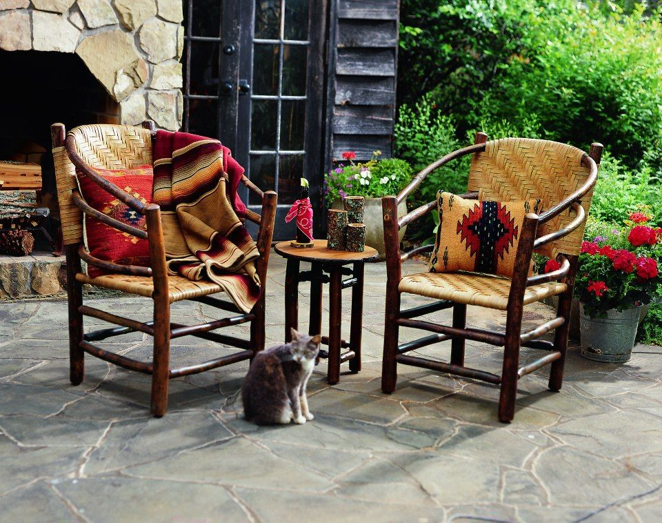 Furniture · Old Hickory Furniture Provides Classic Seating ...