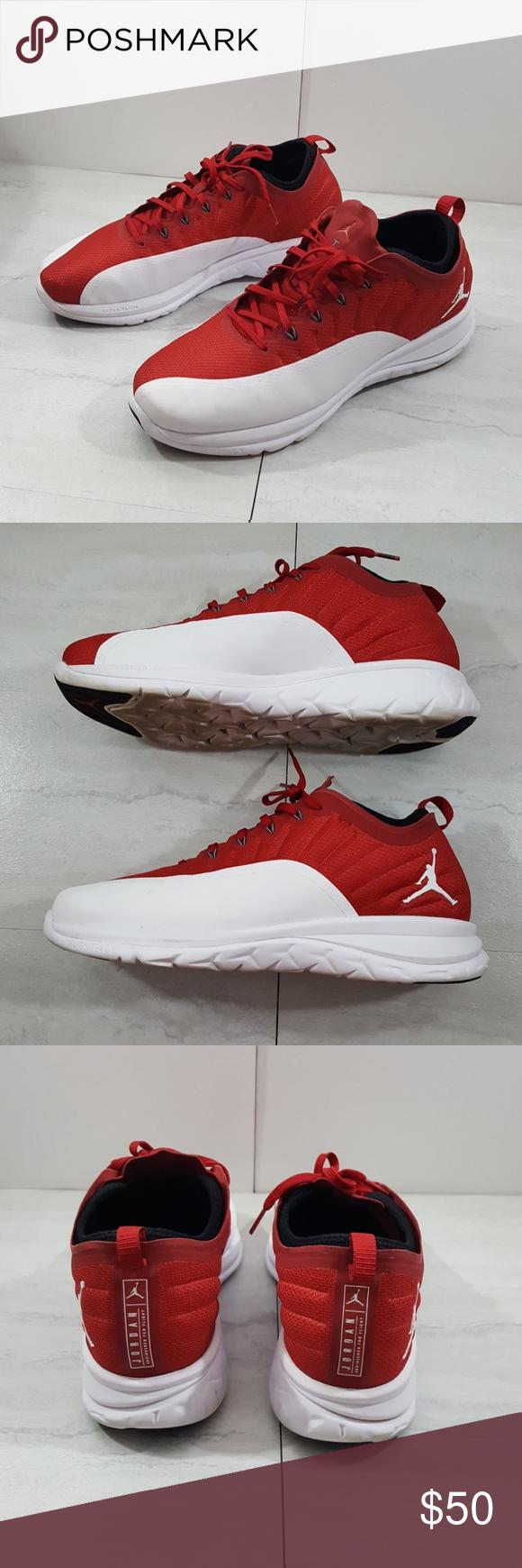 Jordan Engineered For Flight Red/white