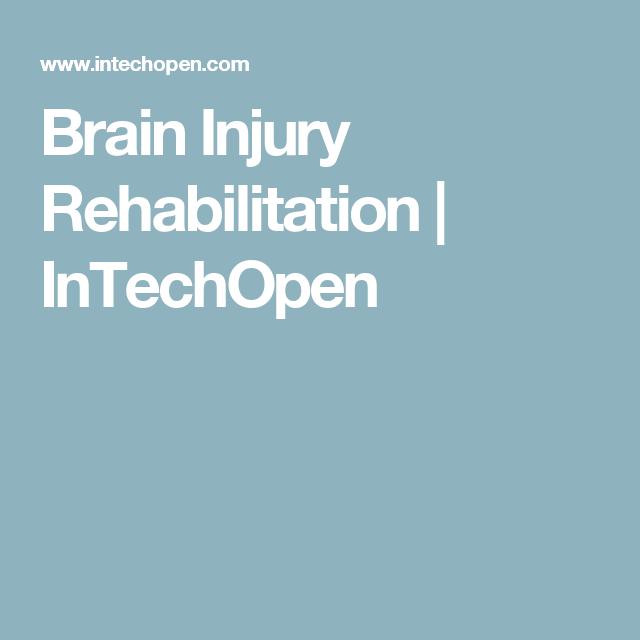 Brain Injury Rehabilitation