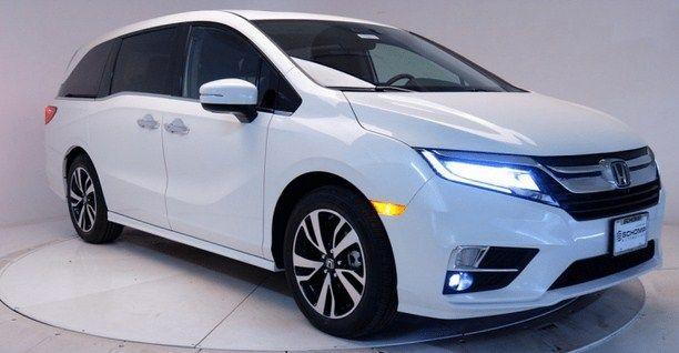 2020 Honda Odyssey Redesign Release Date And Interior Honda Odyssey Honda Crossover Cars