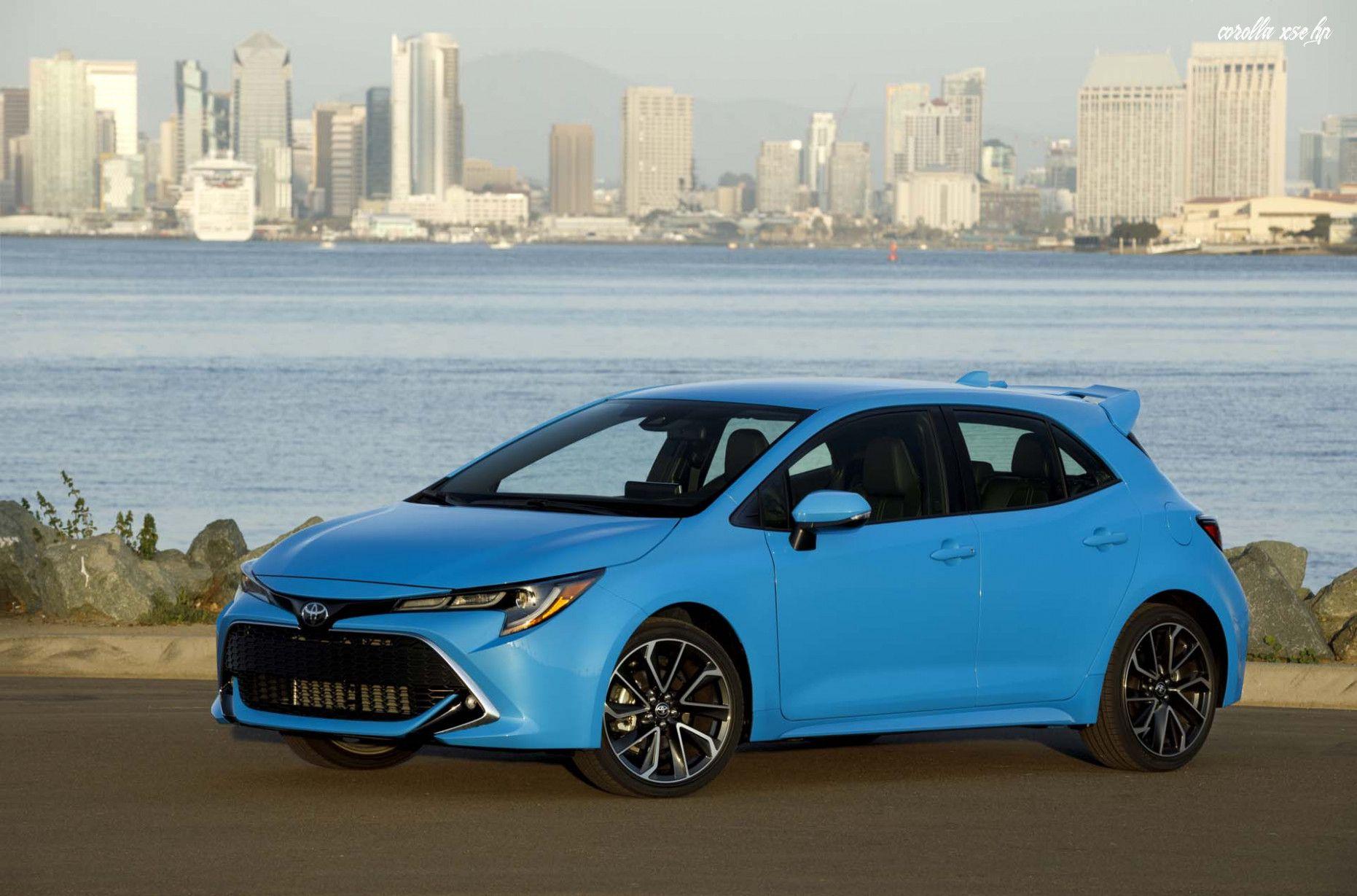 Corolla Xse Hp New Concept In 2020 Toyota Corolla Toyota Cars Toyota