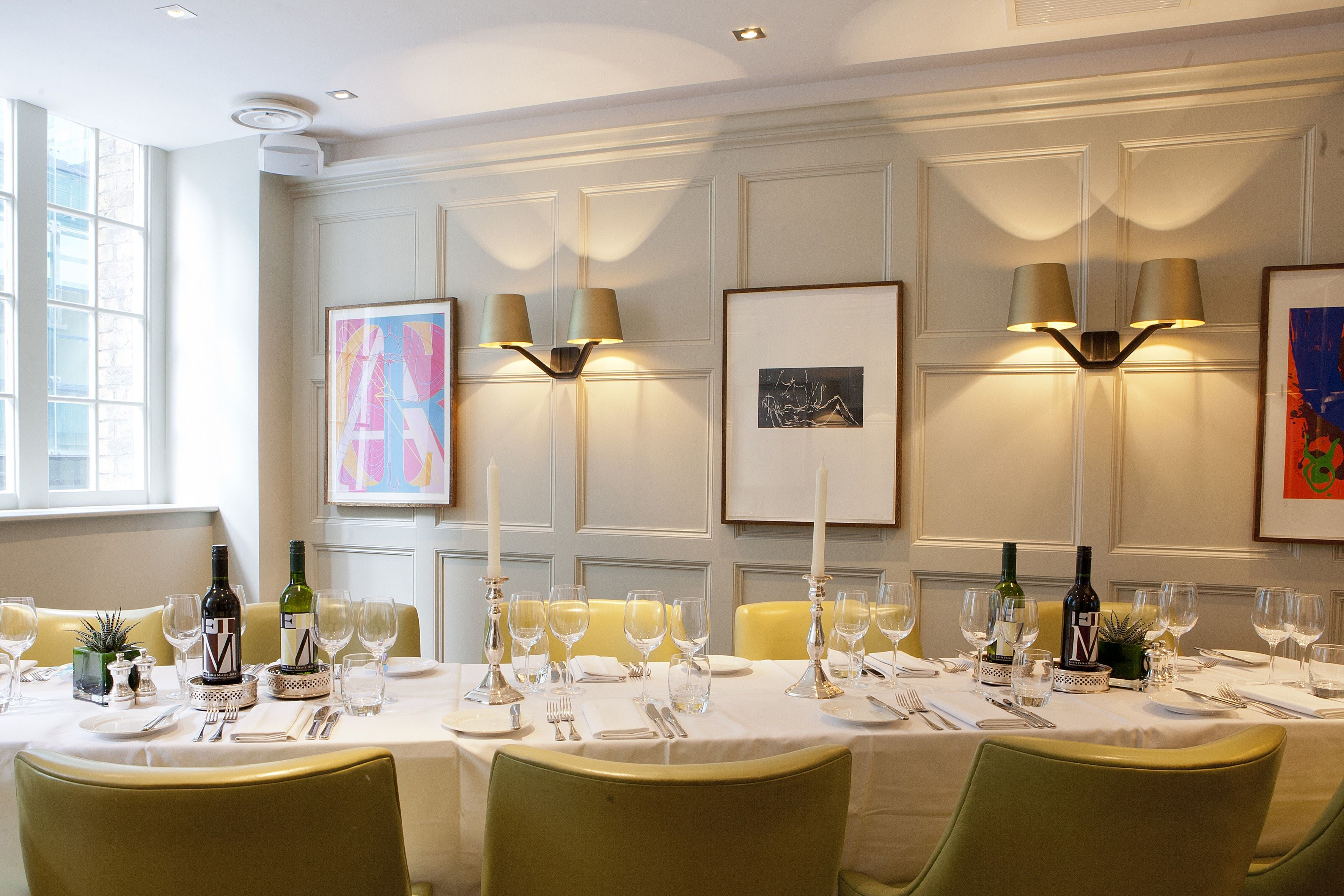 Gallery  Chiswell Street Dining Rooms  Chiswell Street Dining Amusing Chiswell Street Dining Room Inspiration Design