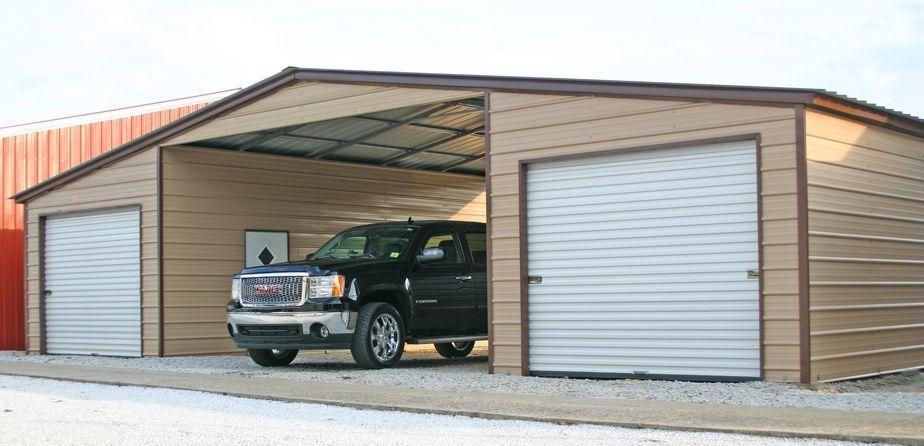 Carolina Carports Product View Workshop Ideas For Me Metal Garages Portable Carport Metal Buildings