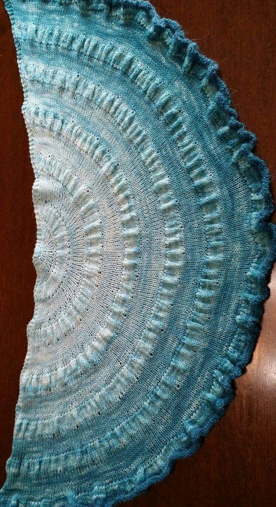 Easy Shawl Knitting Patterns Shawls Pinterest Knitting