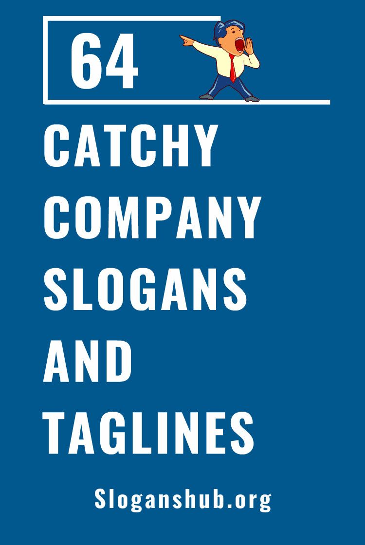 Best Company Slogans Taglines Of All Time Catchy Slogans