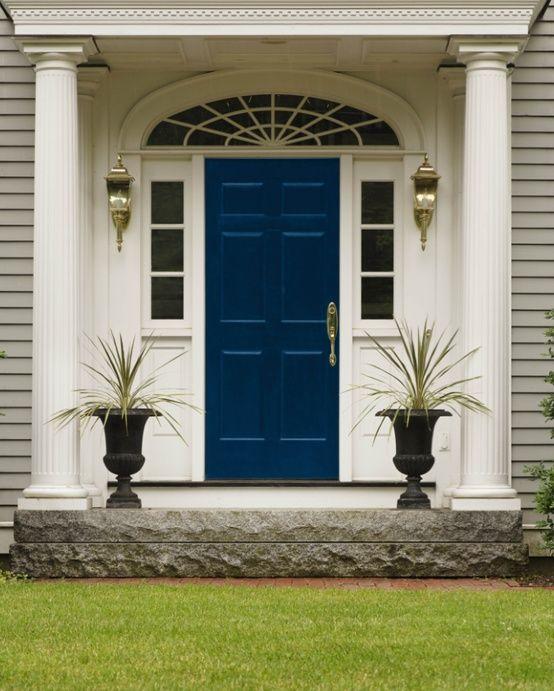 Ten Best Front Door Colours For Your House Doors