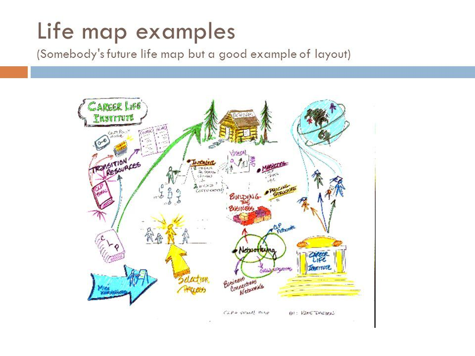 Image result for life map