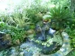 resultado de imagen para fuentes estanques y cascadas