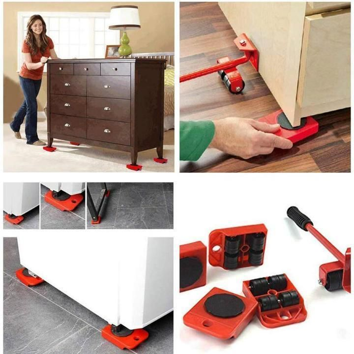 Heavy Furniture Roller Move Tool In 2020 Furniture Rollers Furniture Moving Tools
