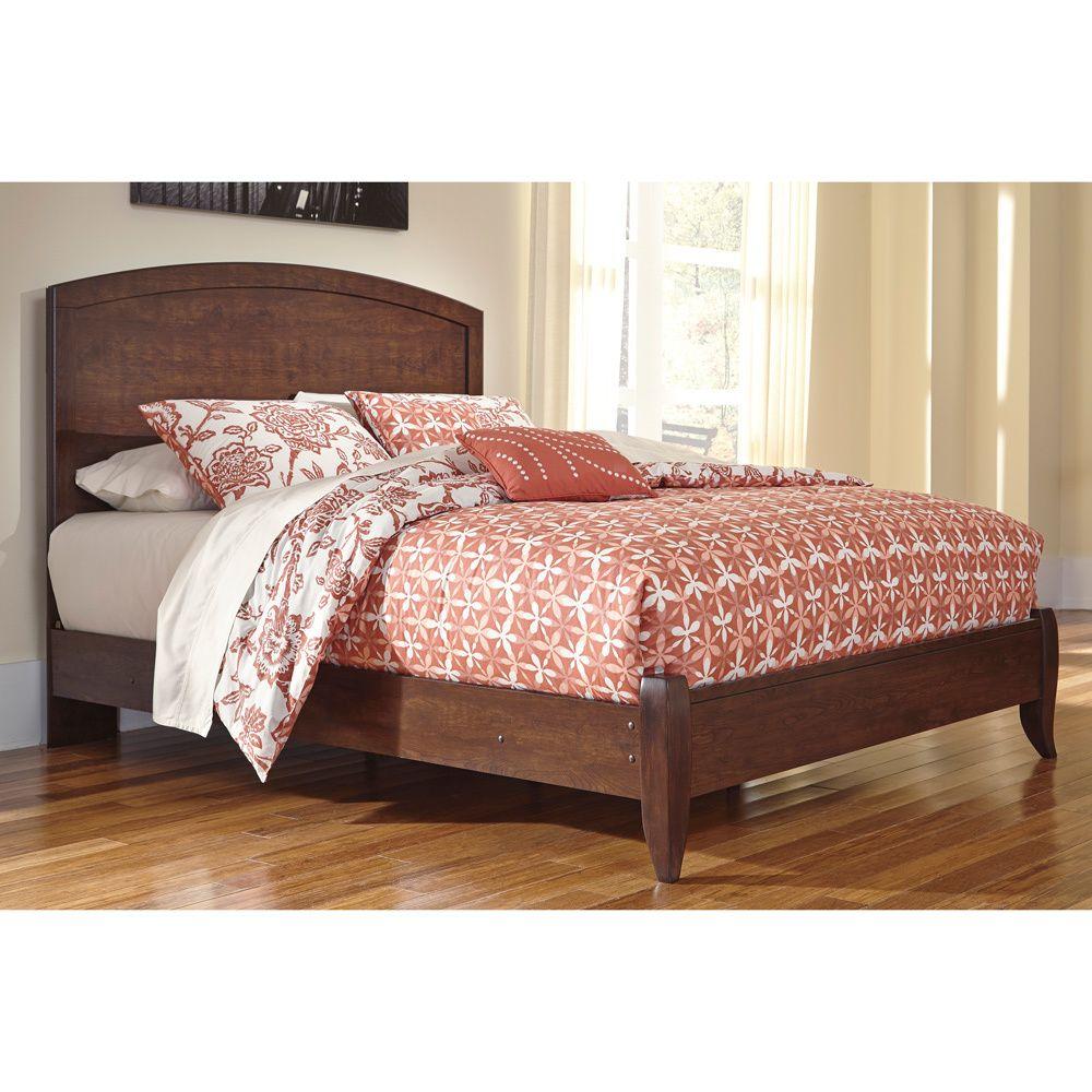 Signature Designashley Gennaguire Dark Brown Bedsignature Impressive Signature Design Bedroom Furniture Inspiration Design