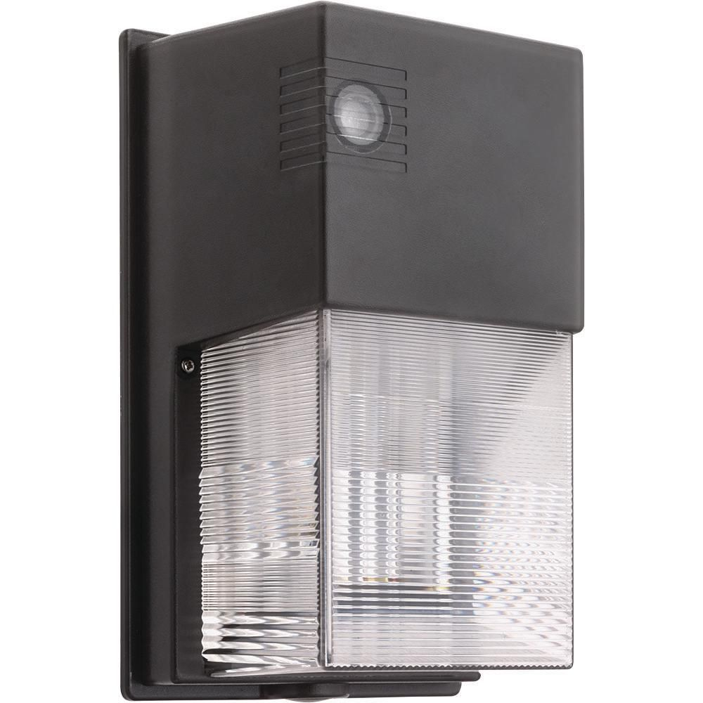 Lithonia lighting owp bronze outdoor integrated led k wall pack