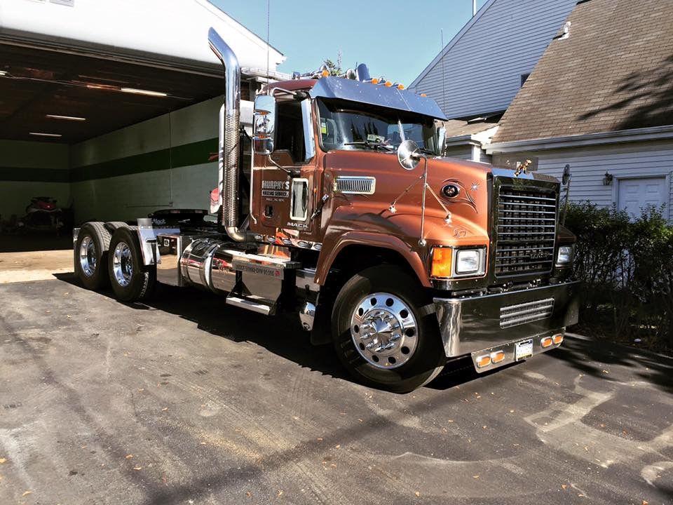 Pin By Roger Taylor On Old Skool Trucking Big Trucks Mack