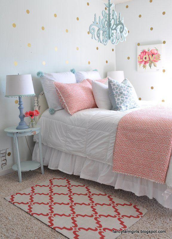 20+ more girls bedroom decor ideas | dresser
