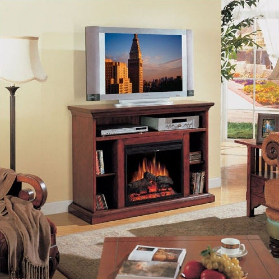 Classic Flame 23 Quot Beverly Electric Fireplace Amp Tv Stand In