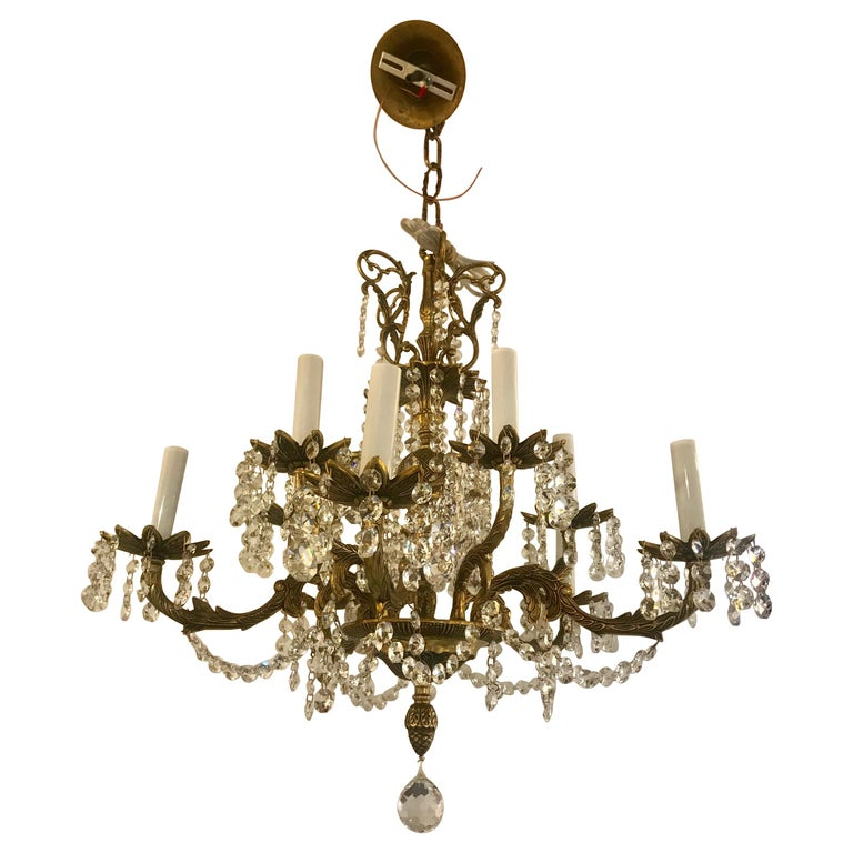 how to clean crystal chandelier with alcohol