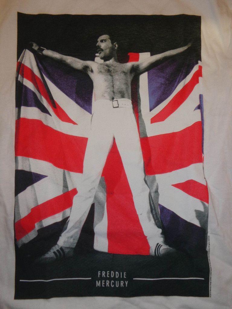 Freddie Mercury T-Shirt #mommamia Crash Bang Boom #mommamia