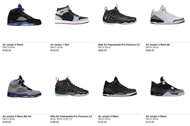 An Official Look at the 2014 Nike BHM Women's Collection