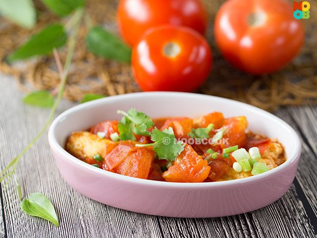 Easy 15 minute chinese home style tomato eggs recipe ingredients food easy 15 minute chinese home style tomato eggs forumfinder Choice Image