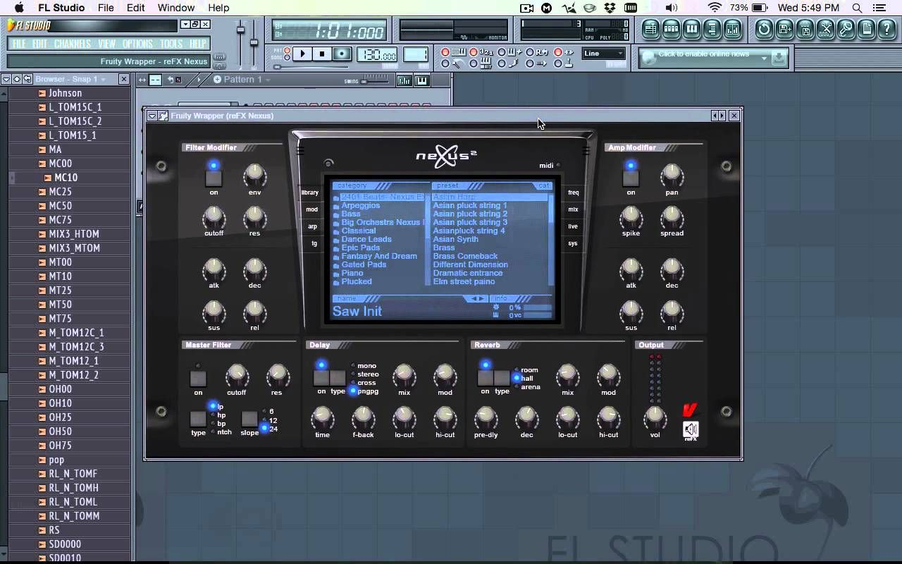 nexus vst free download fl studio 12