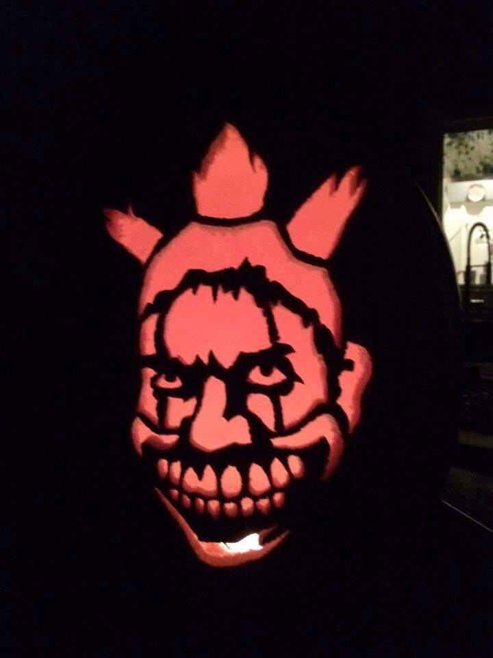 My Uncle Carved This Last Night R Americanhorrorstory