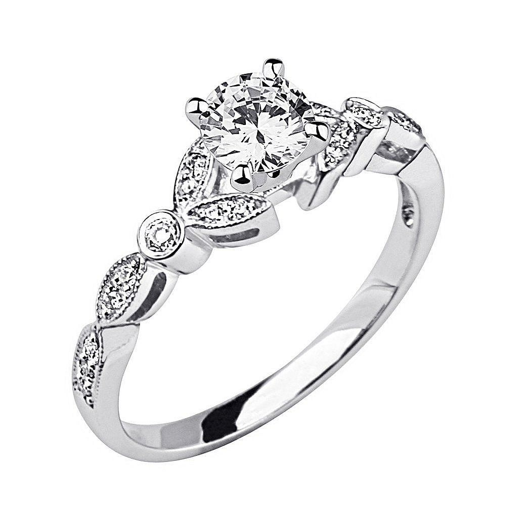 perfect ideas of vintage wedding ring vintage weddings and