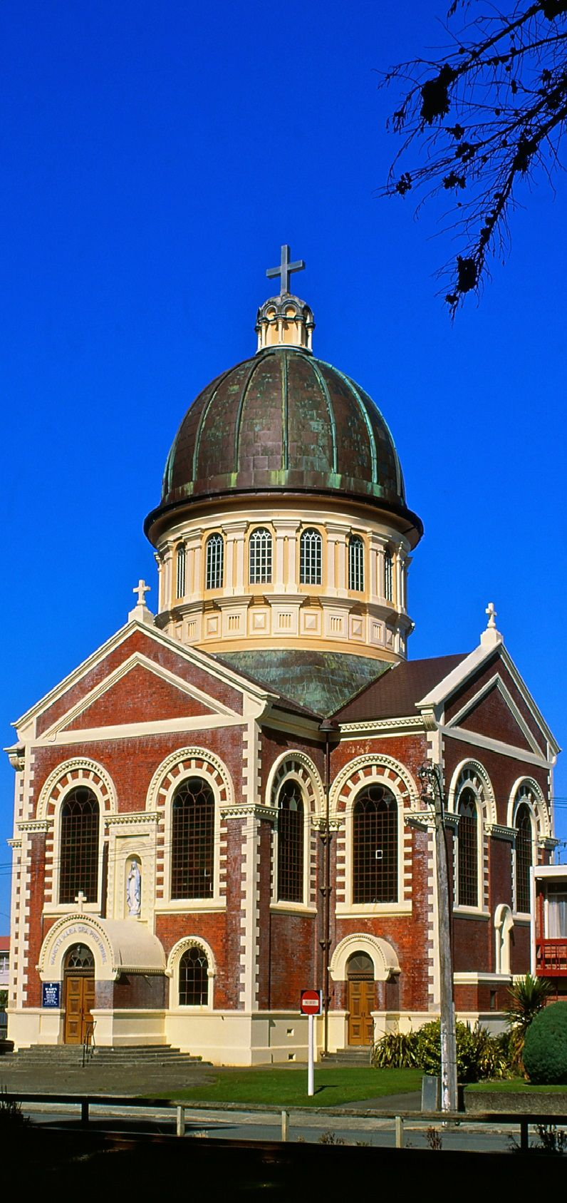 St Mary's Roman Catholic Basilica, Invercargill, New Zealand