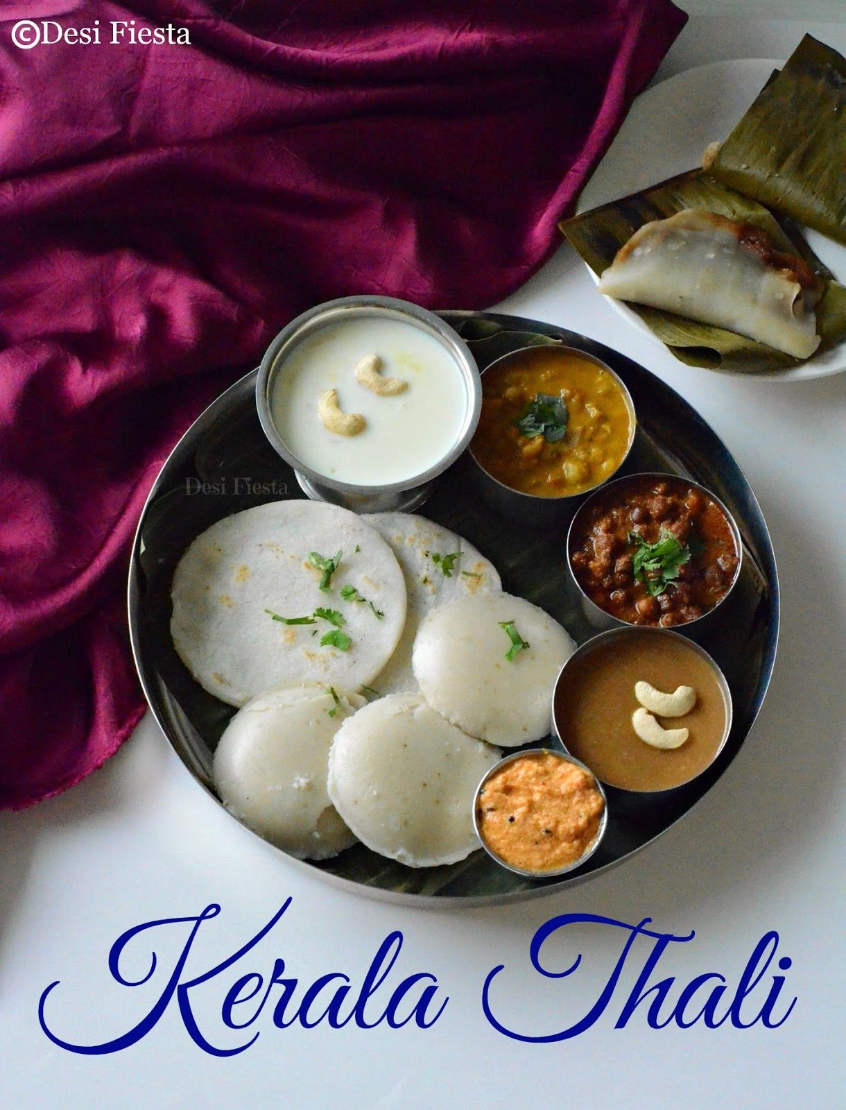 Kerala thali indian recipes pinterest kerala food and cuisine explore south indian food indian foods and more forumfinder Choice Image