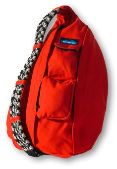 Kavu Rope Bag An Awesome One Shoulder Backpack Perfect For Travel With Great Design And Lots Of Colors Prints