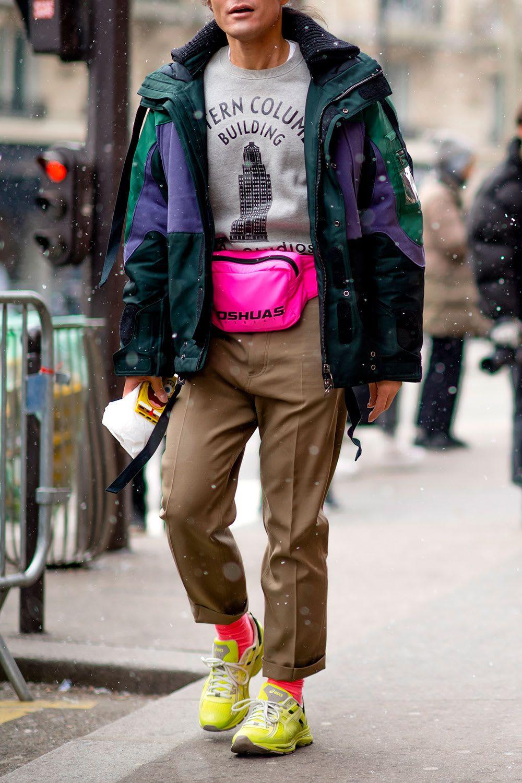 meet 9cfd3 948fc Paris Fashion Week Sneaker Style ASICS x Kiko Kostadinov Gel-Burz 1