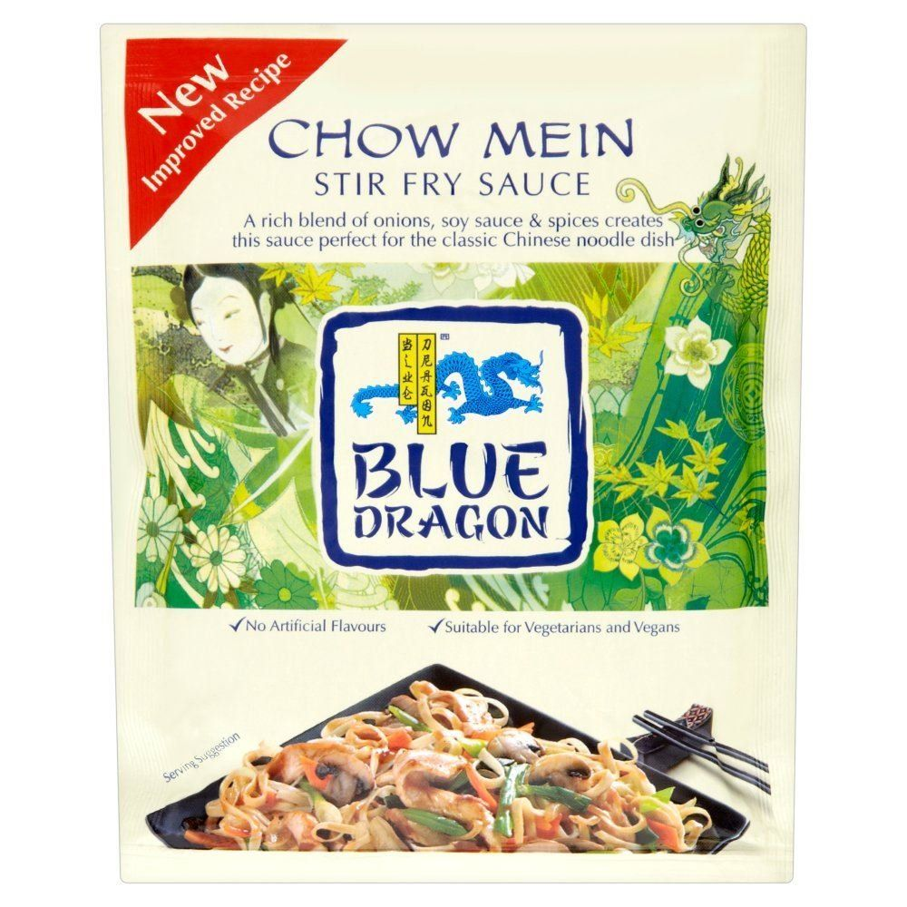 blue dragon chow mein stir fry sauce 120g pack of 4 120g x 4 see this great product it is amazon affiliate link asian stir fry sauce stir fry chow mein pinterest