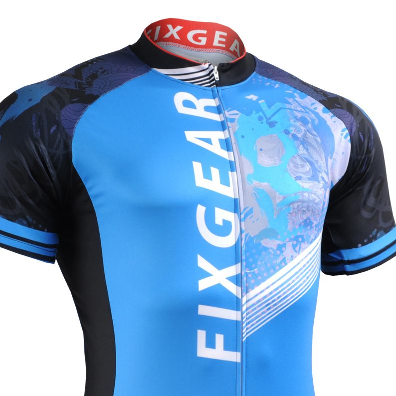 FIXGEAR CS-4602 Men s Cycling Jersey Short Sleeve  9ad7c92a2