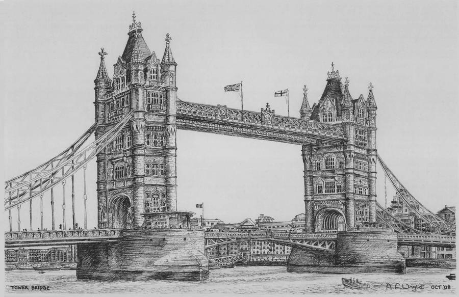 кохал достопримечательности лондона картинки черно белые видно