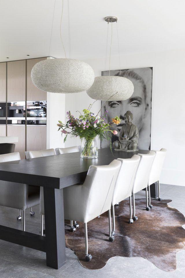 luxe keuken inspiratie | eetkamer design | dining room | dining room ...