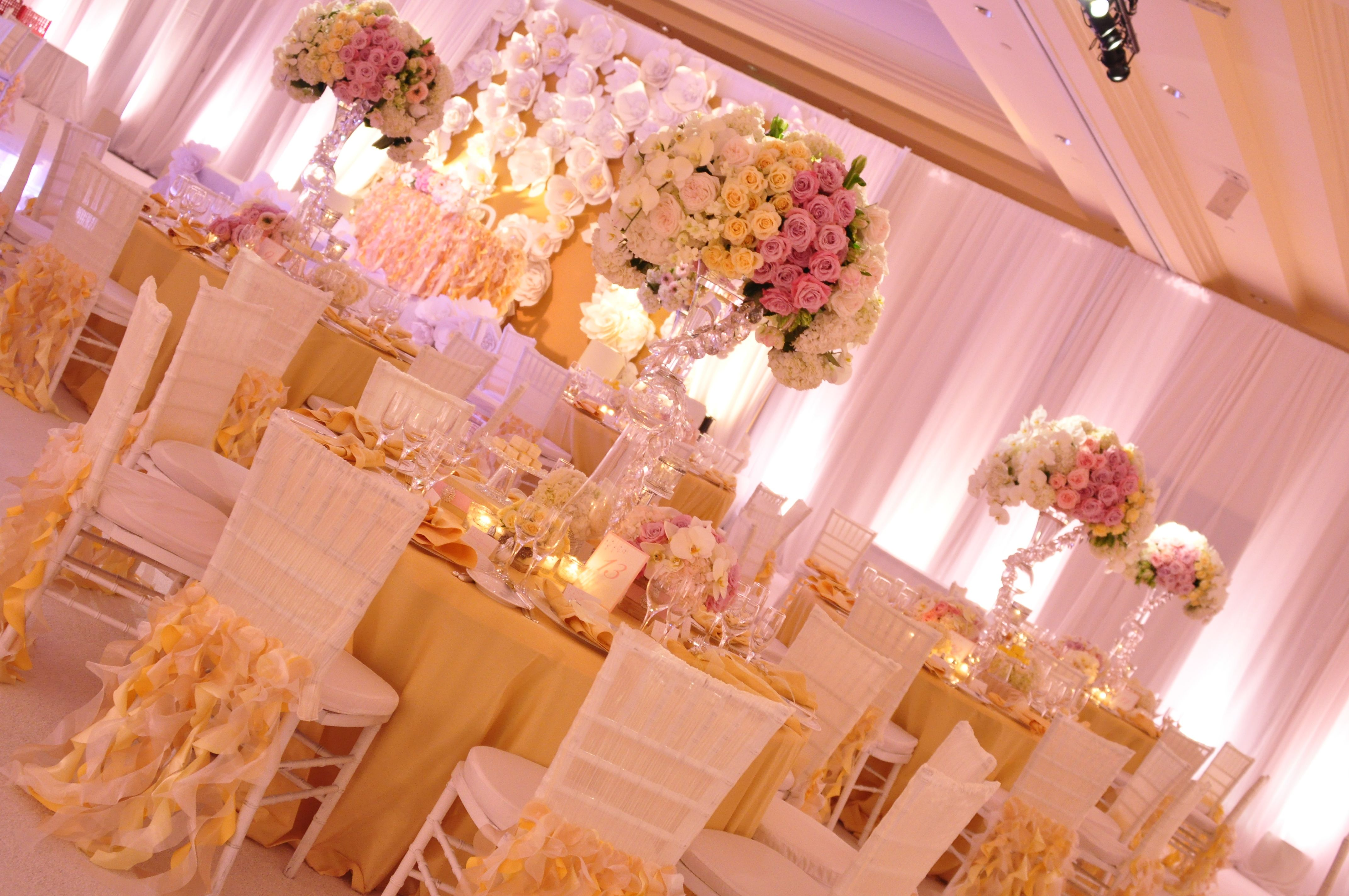 Pin by Anri Khachatorian on Luxurious Weddings   Wedding ...
