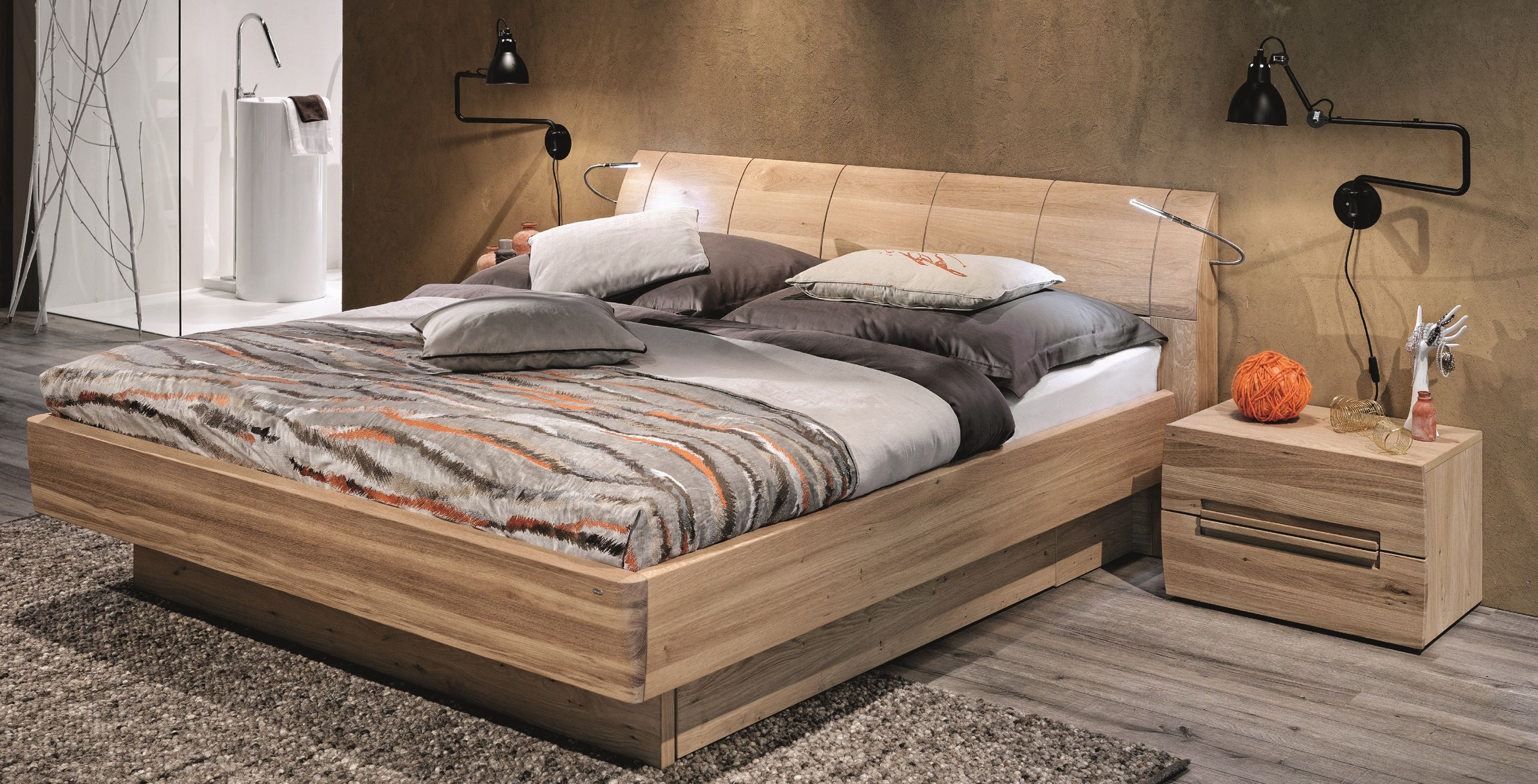 We Are Proud To Present Voglauer S V Natura Line Of Bedroom