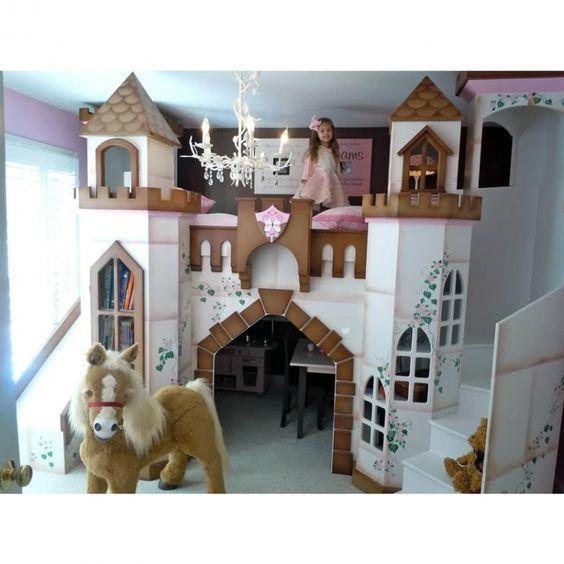 Eğlenceli Çocuk Odası Tasarımları