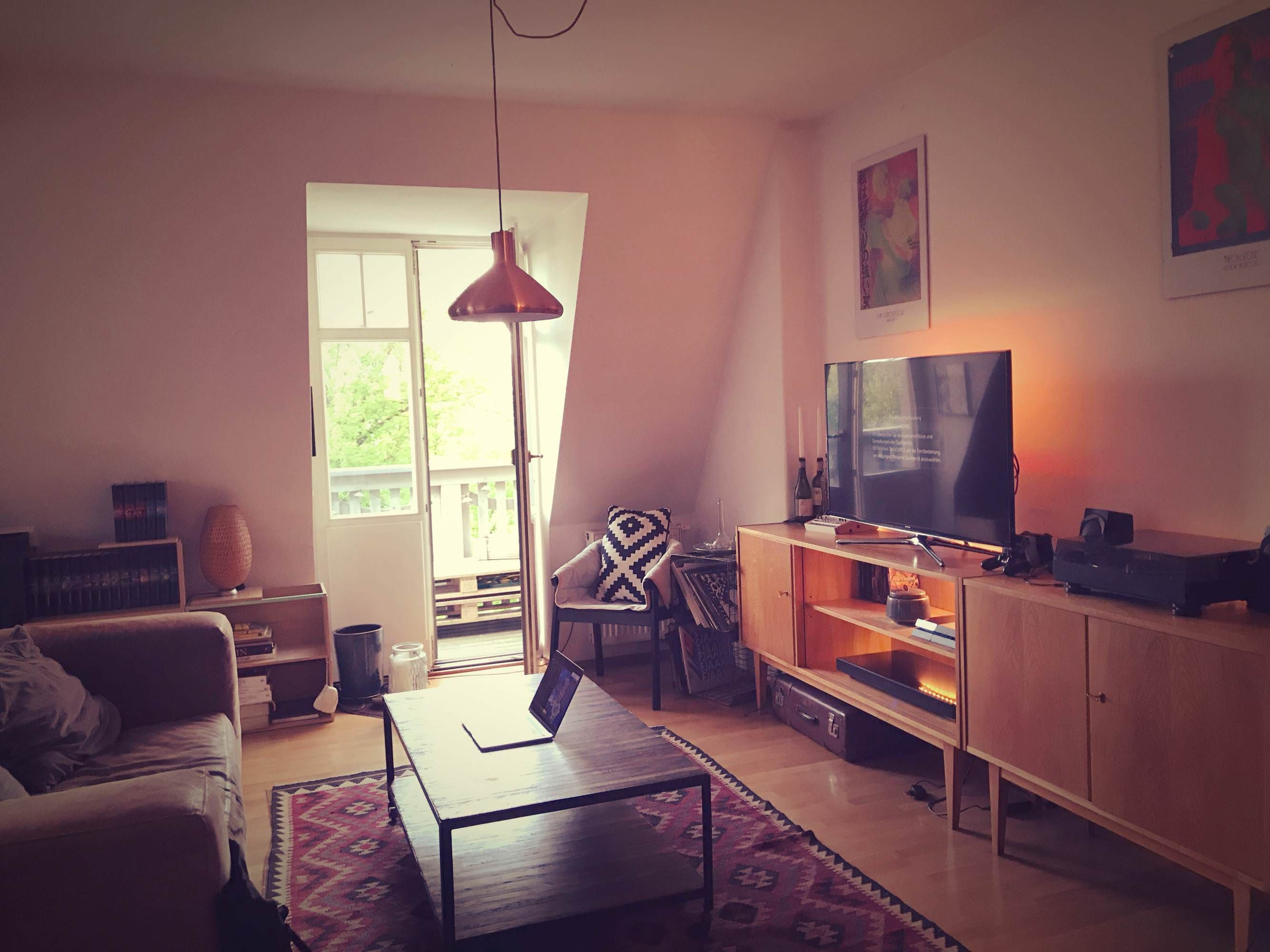 I Am So Glad To Live Here My Apartment In Germany Malelivingspace Interior Design Interior Design