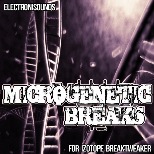 MICROGENETIC BREAKS for BT Team SYNTHiC4TE | March 20 2014 | 16.9 MB This bank features first-rate, all new sounds and patterns to help get your tweak on!