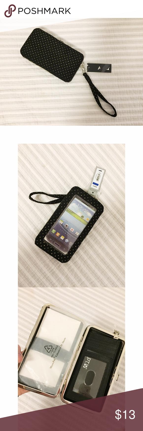 Smartphone Wallet NWT kohl's Bags Wallets Wallet