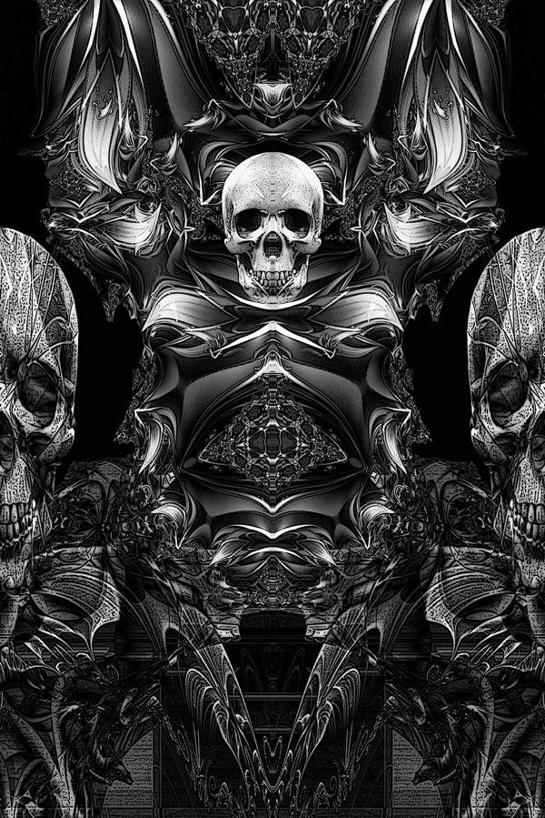 Dark Psychedelic   Trippy Dark Psychedelic Art   The ...