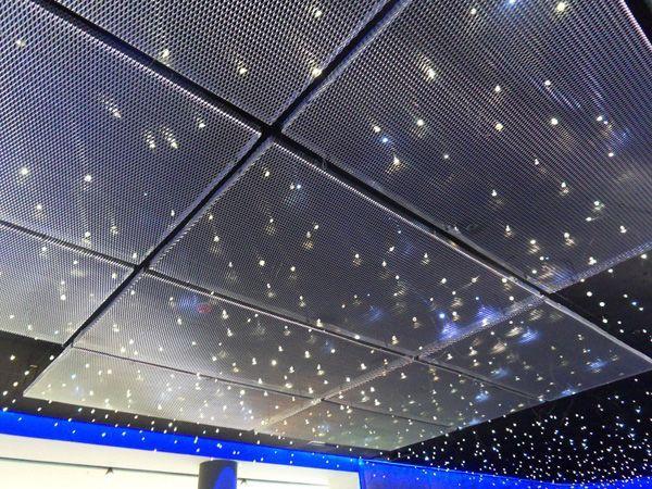 Suspended Steel Ceiling Panel Google Search Nightclub