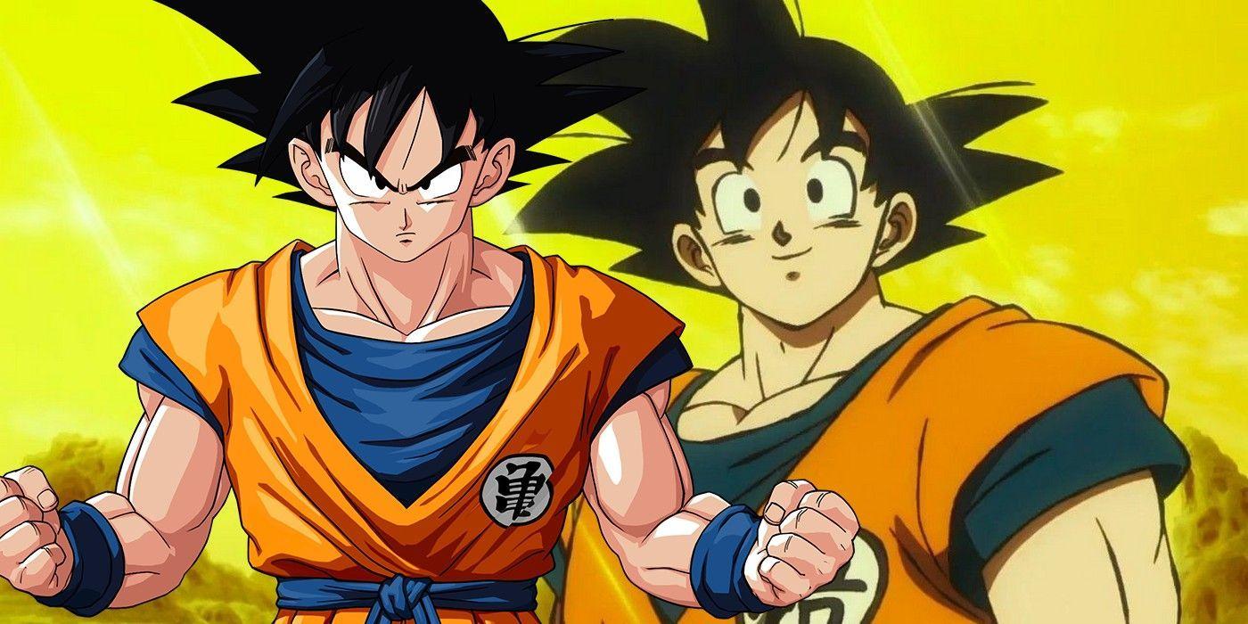 Dragon Ball Z Kai Made Goku S Personality More Selfish Dragon Ball Dragon Ball Z Kai