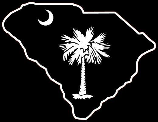 South Carolina Palmetto Free South Carolina Tattoo South Carolina Sc Palmetto Tree