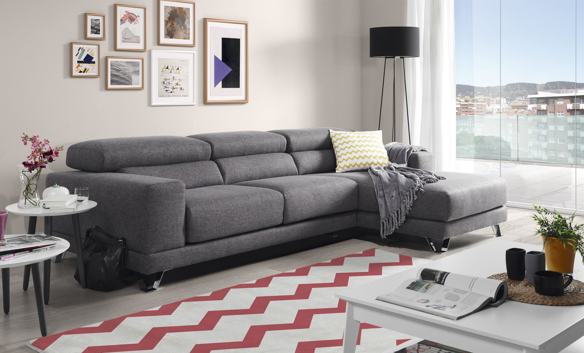 Kibuc muebles y complementos sof s maui sof s de for Sofas pequenos y comodos