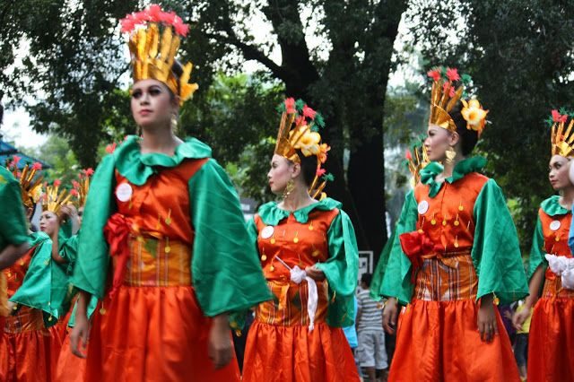 EVERYTHING EVERYWHERE: INDONESIA CULTURE PARADE